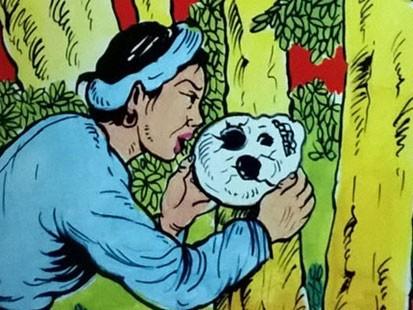 """Chi tiết biến """"sọ dừa"""" thành """"sọ người"""" trong truyện cổ tích Sọ Dừa khiến công chúng bức xúc"""