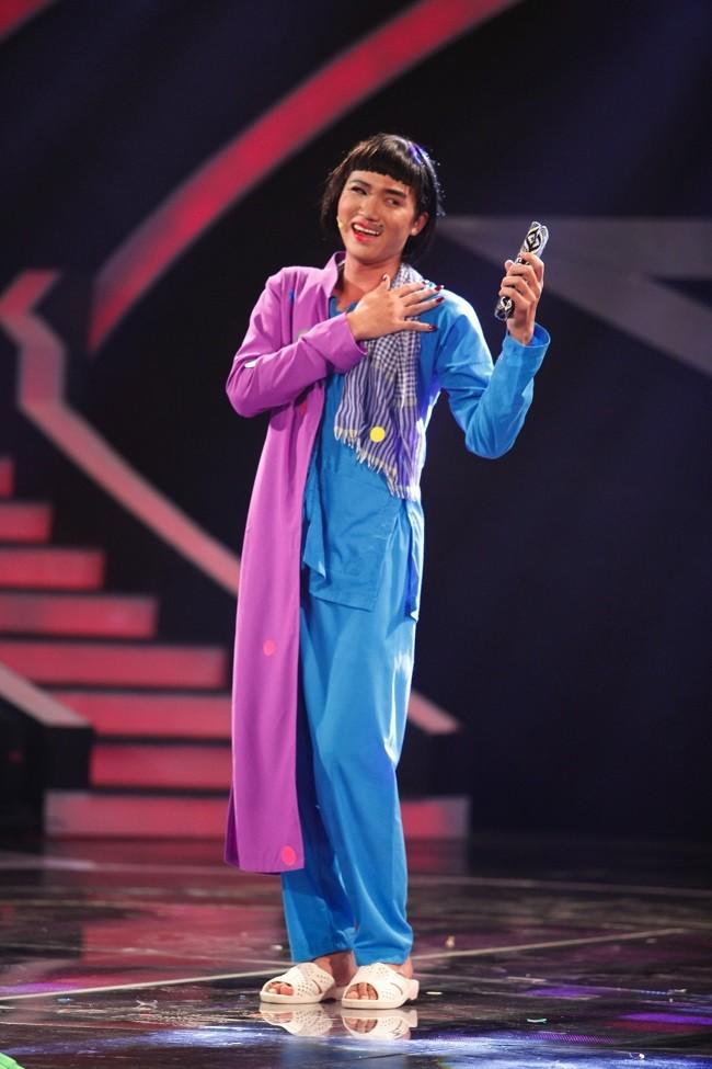 Anh chàng nói tiếng bụng Huỳnh Nhu