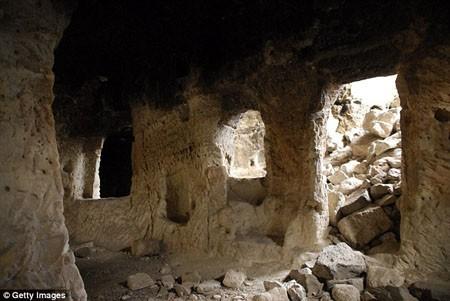 Tìm thấy thành phố cổ 5.000 năm tuổi dưới lòng đất