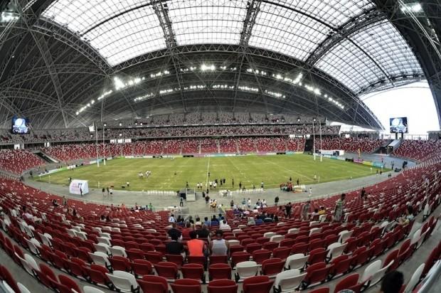 SEA Games 28: Sân vận động quốc gia Singapore và nỗi lo - ảnh 1