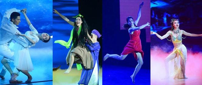 Nữ hoàng 'Bước nhảy hoàn vũ': Cuộc đua giữa Lan Ngọc và Angela Phương Trinh? - ảnh 1