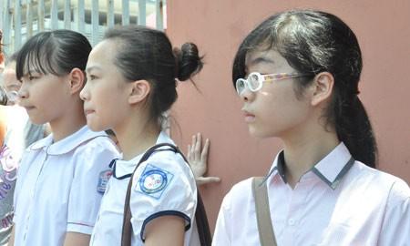 tuyệt đối, không thi, lớp 6, Hà Nội, thống nhất, phương án