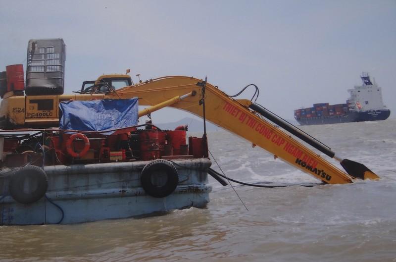 Xã đảo độc nhất Sài Gòn đón nguồn điện xuyên biển - ảnh 2