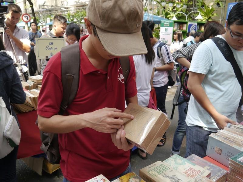 Rộn ràng Ngày sách Việt Nam lần 2 tại TP.HCM - ảnh 4
