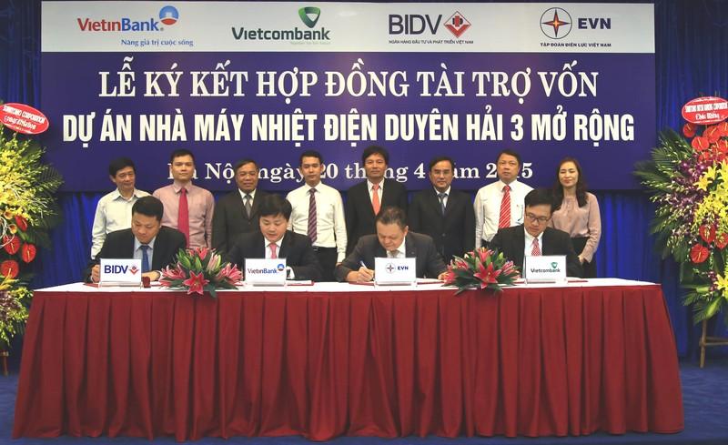 EVN vay 4.500 tỉ đồng đầu tư cho Nhiệt điện Duyên Hải 3 - ảnh 1