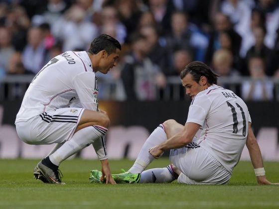Trước trận tứ kết lượt về Real- Atletico: Cho James làm vua - ảnh 2