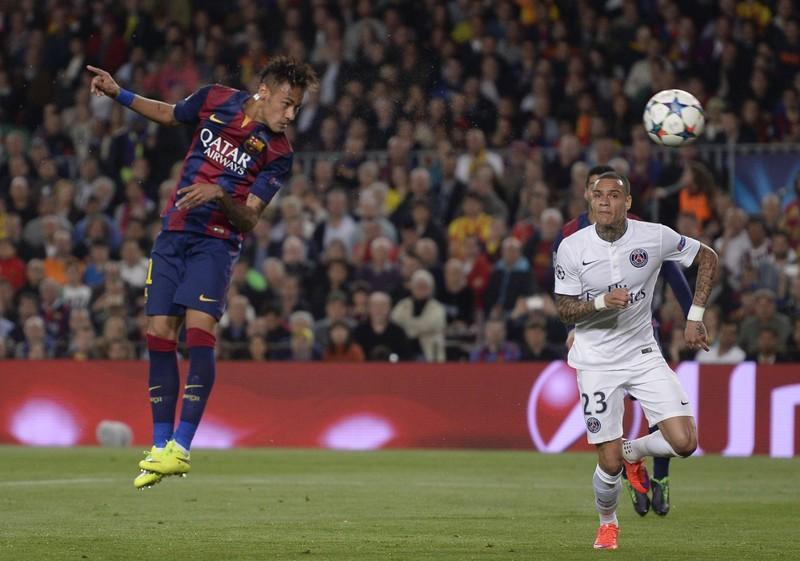 Barcelona thắng PSG 2-0: Neymar có cú đúp nhưng ngôi sao là Iniesta - ảnh 1