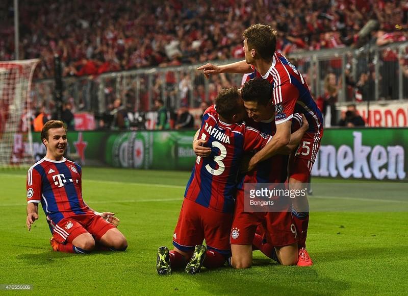 Bayern Munich 6-1 Porto: Đánh tennis trên sân Arena - ảnh 3
