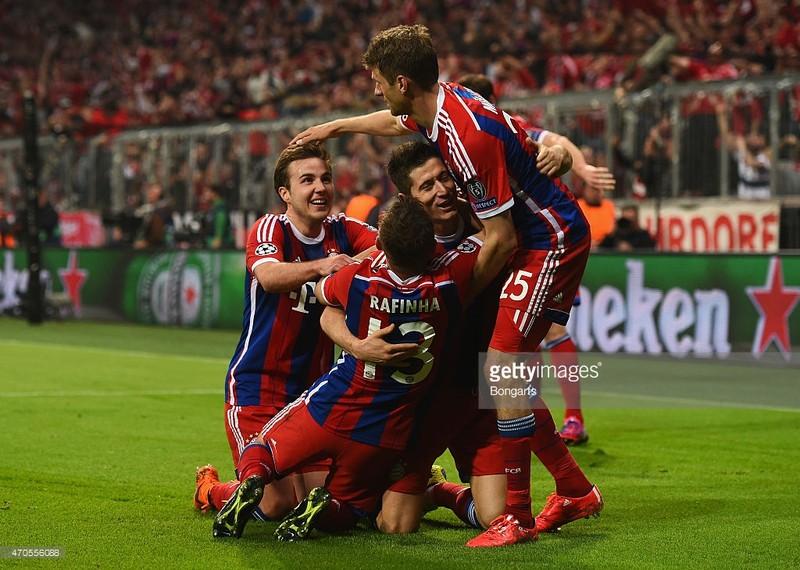 Bayern Munich 6-1 Porto: Đánh tennis trên sân Arena - ảnh 4