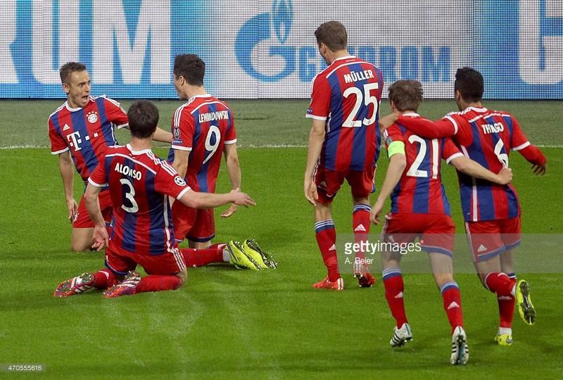 Bayern Munich 6-1 Porto: Đánh tennis trên sân Arena - ảnh 1
