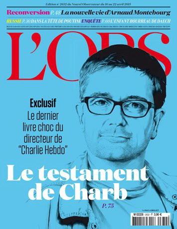 Xuất bản sách của cố tổng biên tập tạp chí Charlie Hebdo - ảnh 1