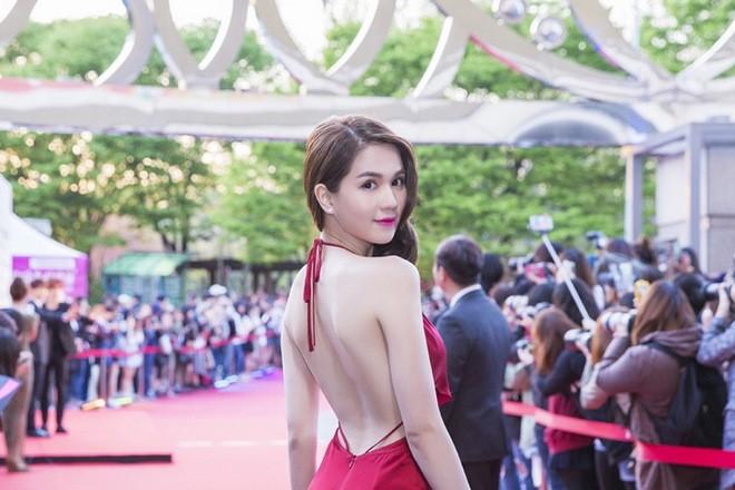 Ngọc Trinh nhận danh hiệu 'Nữ hoàng bikini châu Á' - ảnh 2