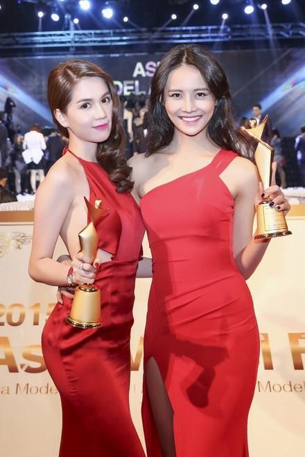 Ngọc Trinh nhận danh hiệu 'Nữ hoàng bikini châu Á' - ảnh 4
