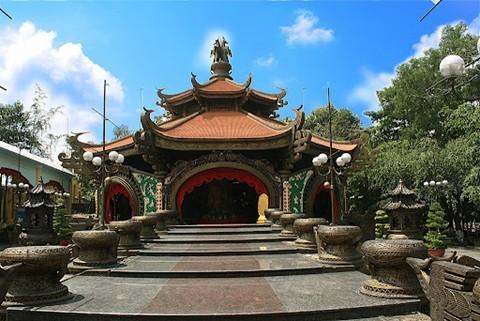 Bạn biết gì về khu di tích các đền thờ vua hùng