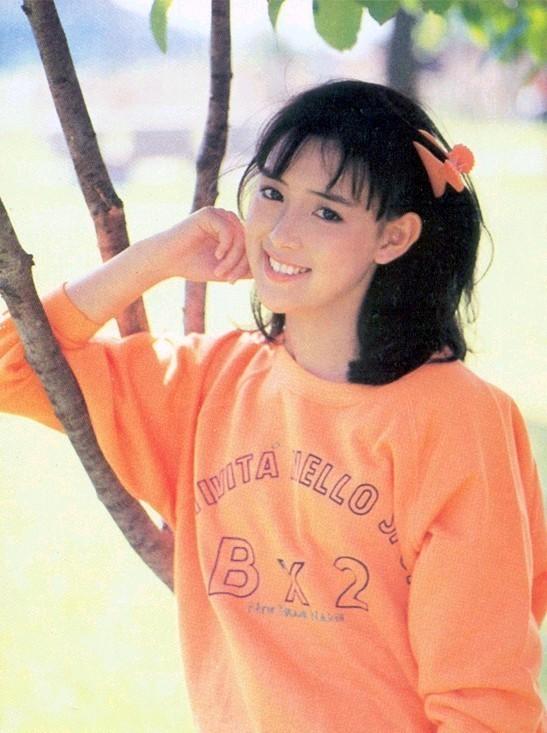 Vẻ đẹp thời thiếu nữ của Lee Sang Ah.