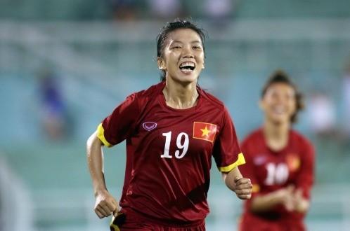 Đánh bại Myanmar, tuyển nữ VN rộng cửa nhất bảng - ảnh 1