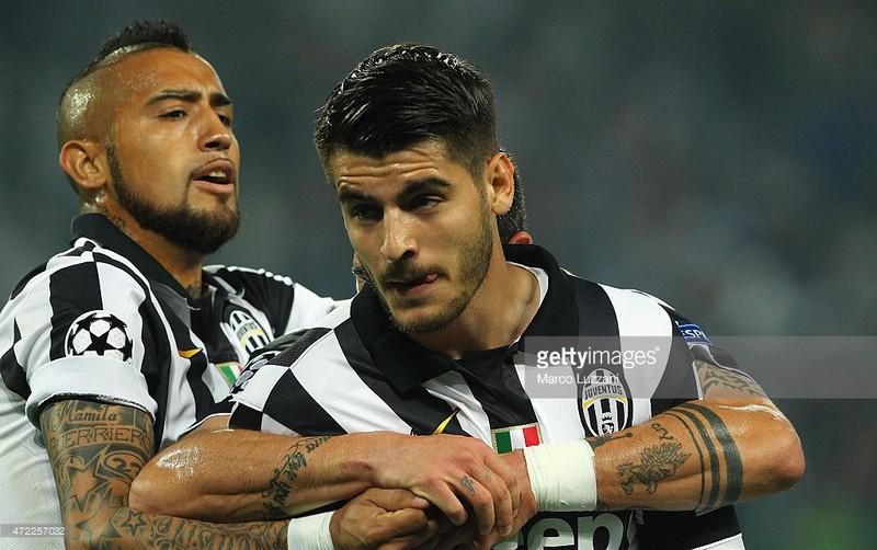 Juventus 2-1 Real: Tevez tỏa sáng, Real nuốt 'trái đắng' - ảnh 1