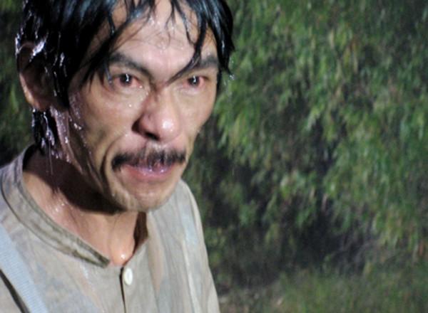 NSND Bùi Bài Bình trong phim Ma làng