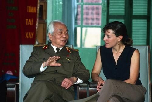 Đại tướng Võ Nguyên Giáp, Catherine Karnow