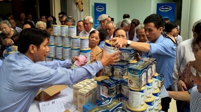 """""""Sóng ngầm"""" ở công ty sữa lớn nhất Việt Nam - ảnh 1"""