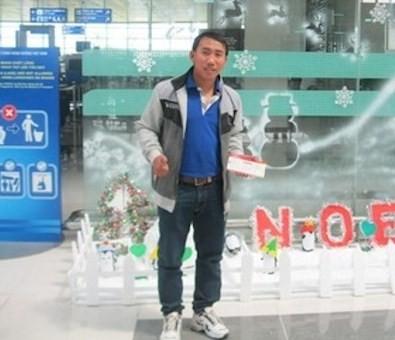 Nguyễn Văn Ru By. (Ảnh: Giáo dục thời đại)