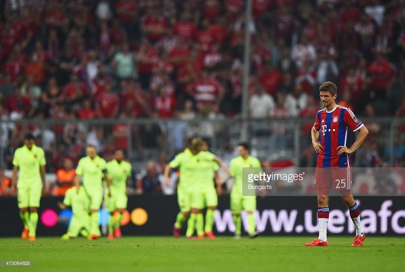 Bayern 3-2 Barca: Hùm xám tiễn Barca vào chung kết - ảnh 2