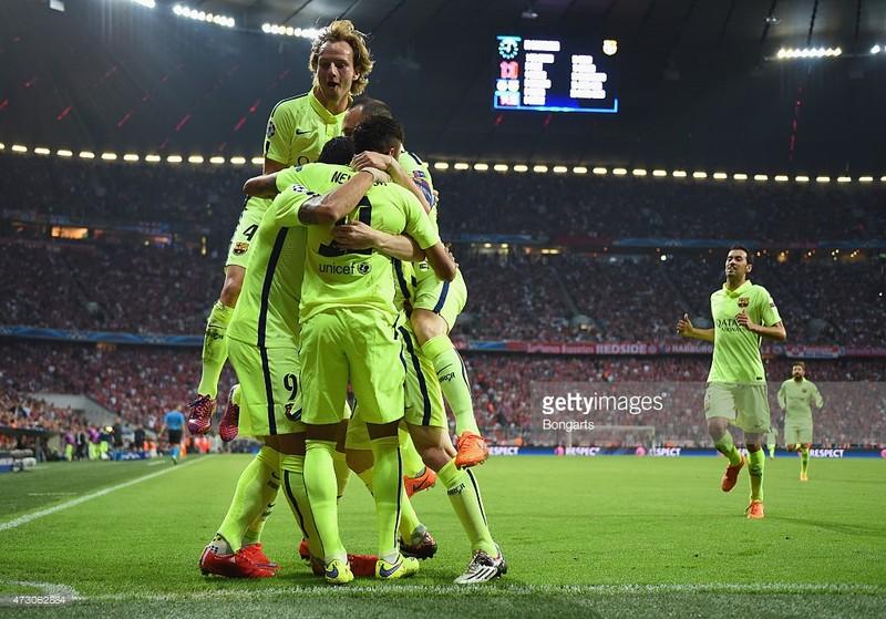 Bayern 3-2 Barca: Hùm xám tiễn Barca vào chung kết - ảnh 1