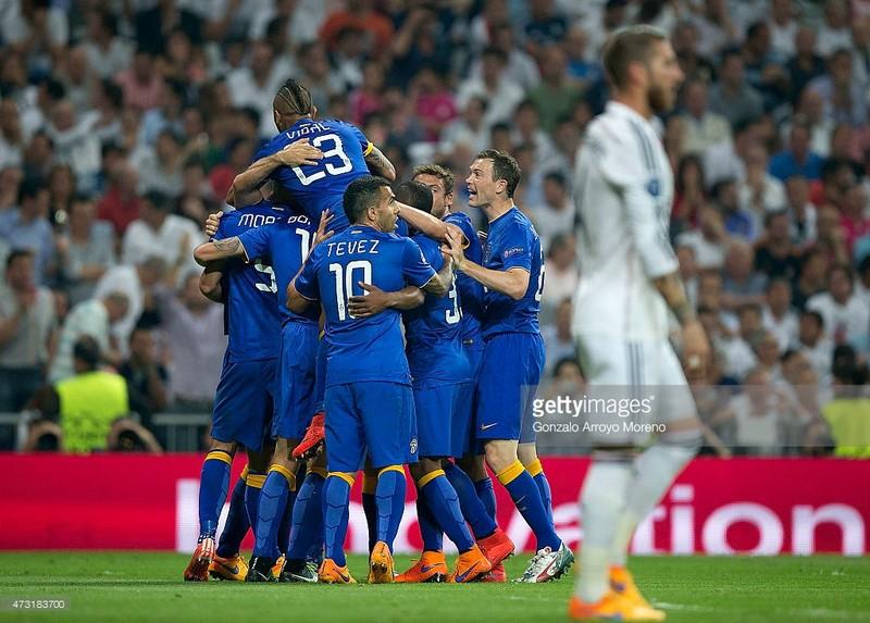 Real 1-1 Juventus: Lời nguyền Champions League đưa Juventus vào chung kết - ảnh 2