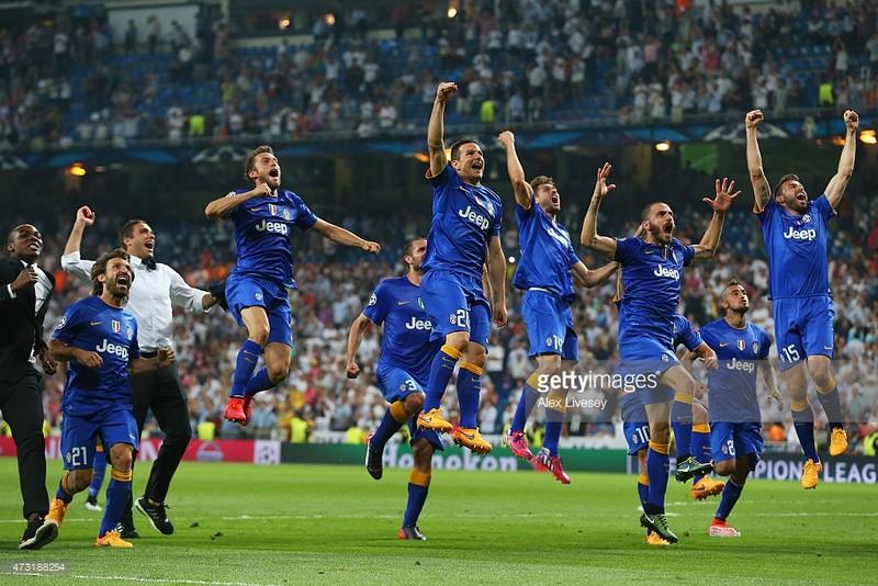 Real 1-1 Juventus: Lời nguyền Champions League đưa Juventus vào chung kết - ảnh 1