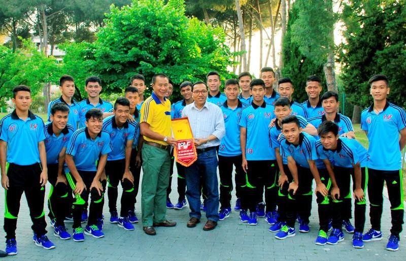 U18 PVF tập huấn tại Italia - ảnh 2