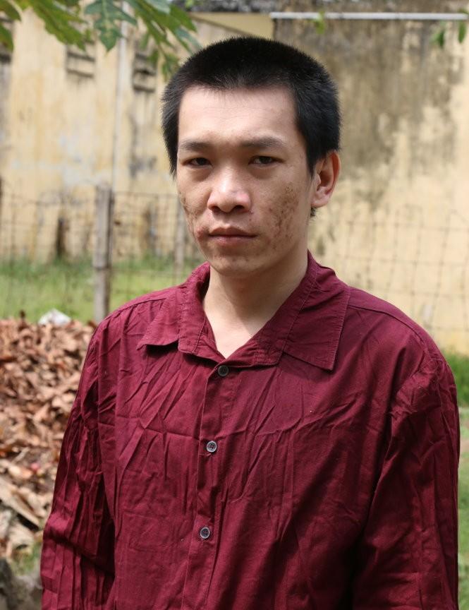Võ Minh Thành, đồng phạm của Chiến - Ảnh: Gia Minh