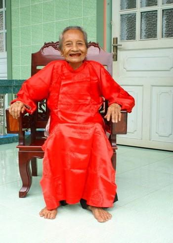 Thêm tổ chức công nhận cụ bà Việt Nam thọ nhất thế giới - ảnh 3