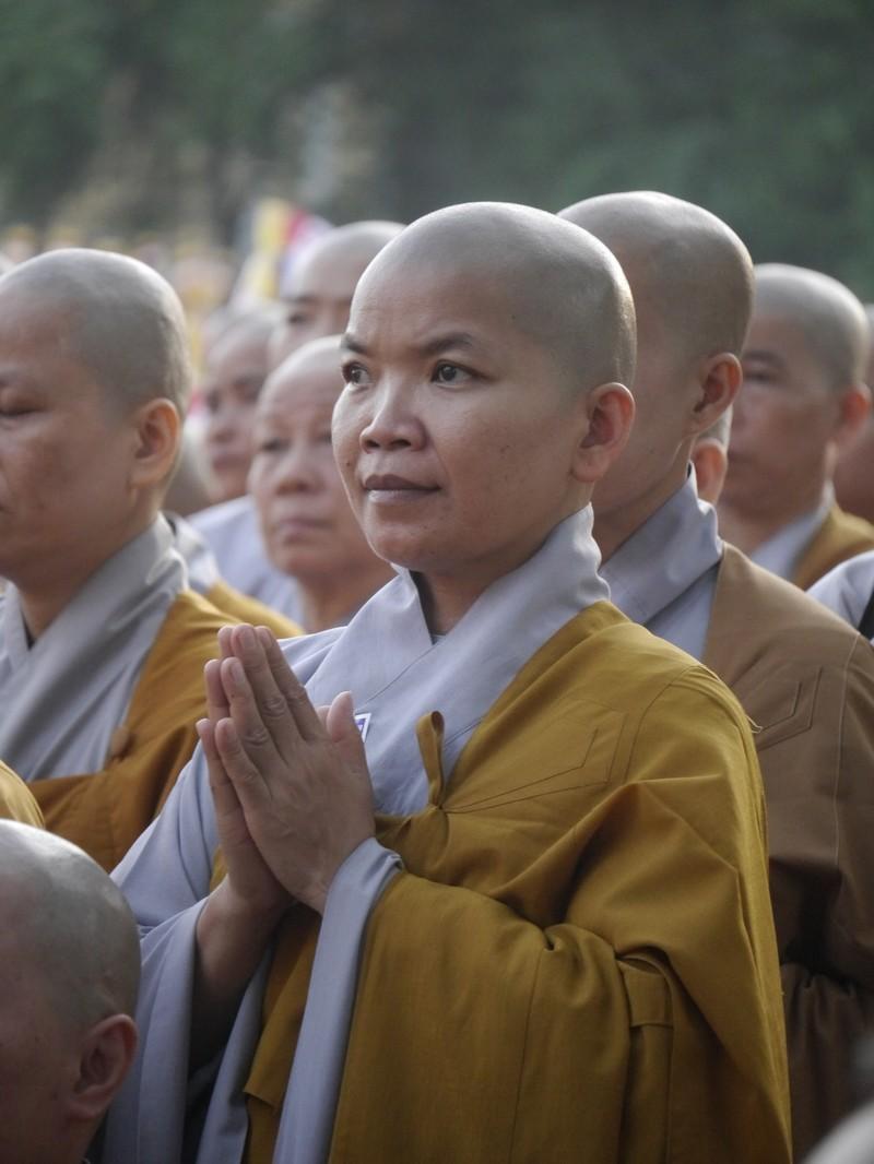 TP.HCM, Huế người dân đón mừng lễ Phật đản - ảnh 9