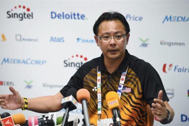 HLV Ong Kim Swee: U-23 Malaysia dưới Việt Nam và Thái Lan - ảnh 1