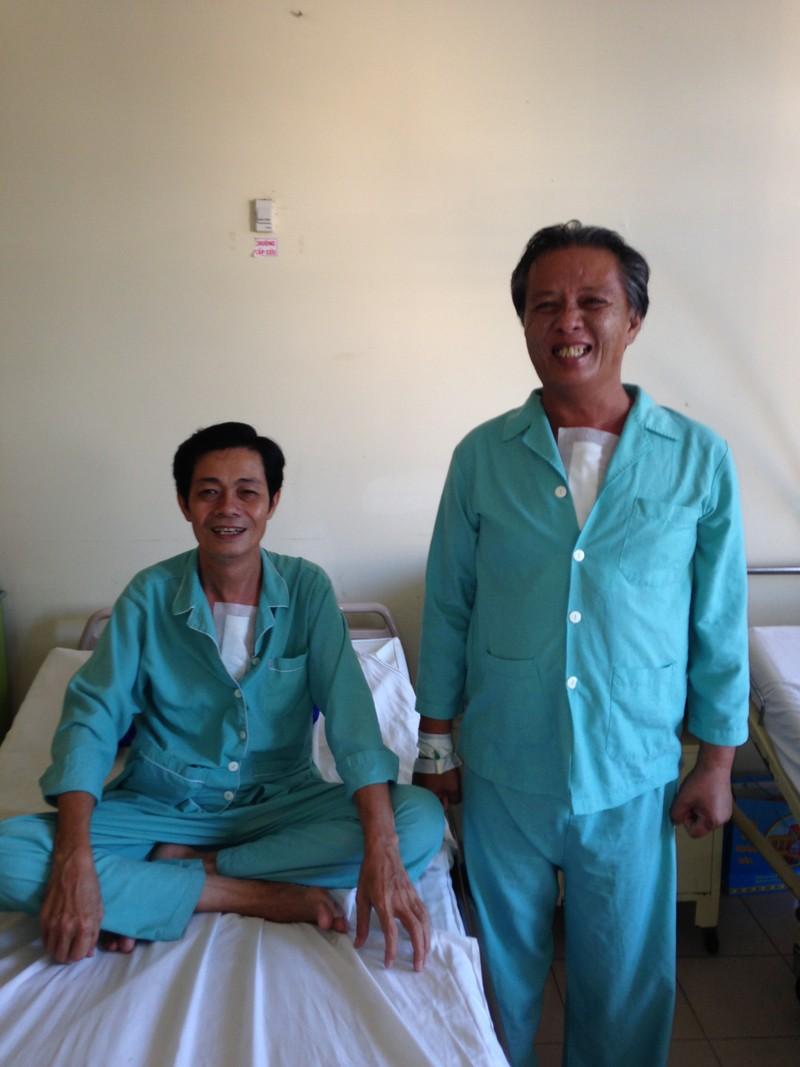 Mổ cấp cứu thành công bệnh nhân có khối u tim, phù phổi - ảnh 2