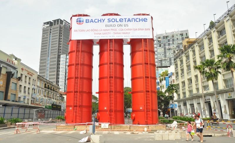 Nhật muốn xây trung tâm thương mại ngầm Bến Thành gần 6.400 tỉ đồng - ảnh 1