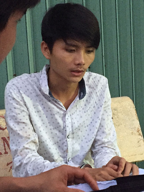 CSGT Trung Lương bắt hai kẻ giết người cướp SH - ảnh 2