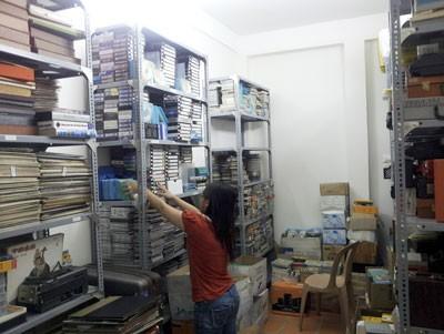 Giáo sư Trần Văn Khê hơn nửa đời người mới trở lại quê nhà - ảnh 4