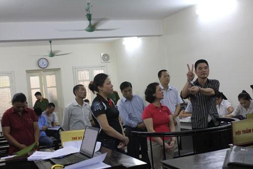 Cựu cán bộ công an lừa đảo báo Thanh Niên lãnh án chung thân - ảnh 1