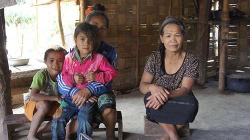 Thời tiết phức tạp làm hàng chục ngàn hộ dân Nghệ An thiếu đói - ảnh 2