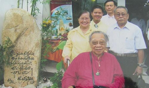 Tình huynh nghĩa muội của GS Trần Văn Khê và nữ sĩ Hỷ Khương  - ảnh 5