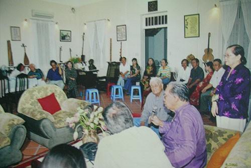 Tình huynh nghĩa muội của GS Trần Văn Khê và nữ sĩ Hỷ Khương  - ảnh 6