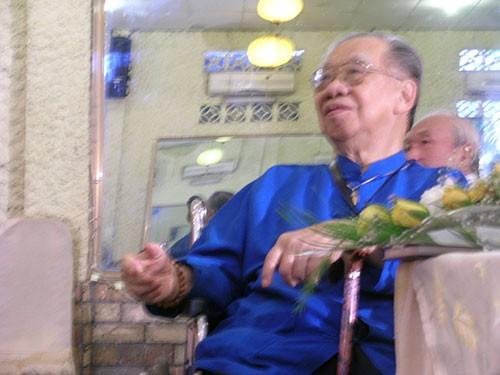 Tình huynh nghĩa muội của GS Trần Văn Khê và nữ sĩ Hỷ Khương  - ảnh 4