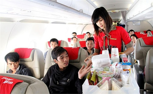 Chuyện kể của một tiếp viên hàng không - ảnh 1
