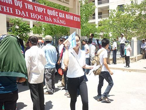 Đà Nẵng, Đắk Lắk: gần 800 thí sinh bỏ thi môn Toán - ảnh 2