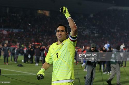 Chile 0 – 0 Argentina (pen 4-1): Chile đi vào lịch sử - ảnh 4