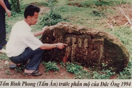 Linh thiêng khu cổ mộ Thượng đẳng thần Trần Thượng Xuyên - ảnh 4