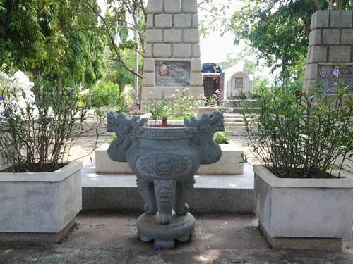 Linh thiêng khu cổ mộ Thượng đẳng thần Trần Thượng Xuyên - ảnh 9