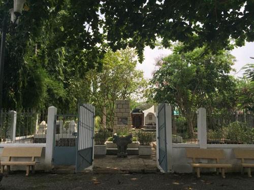 Linh thiêng khu cổ mộ Thượng đẳng thần Trần Thượng Xuyên - ảnh 8