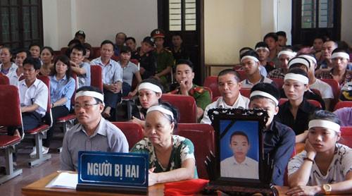 Kẻ bắn chết nam sinh viên bị đề nghị phạt tù chung thân - ảnh 4